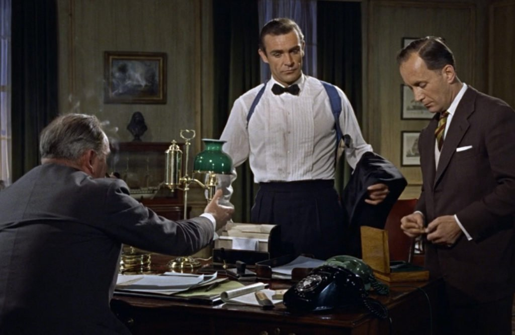 Dr. No Dinner Suit Trousers