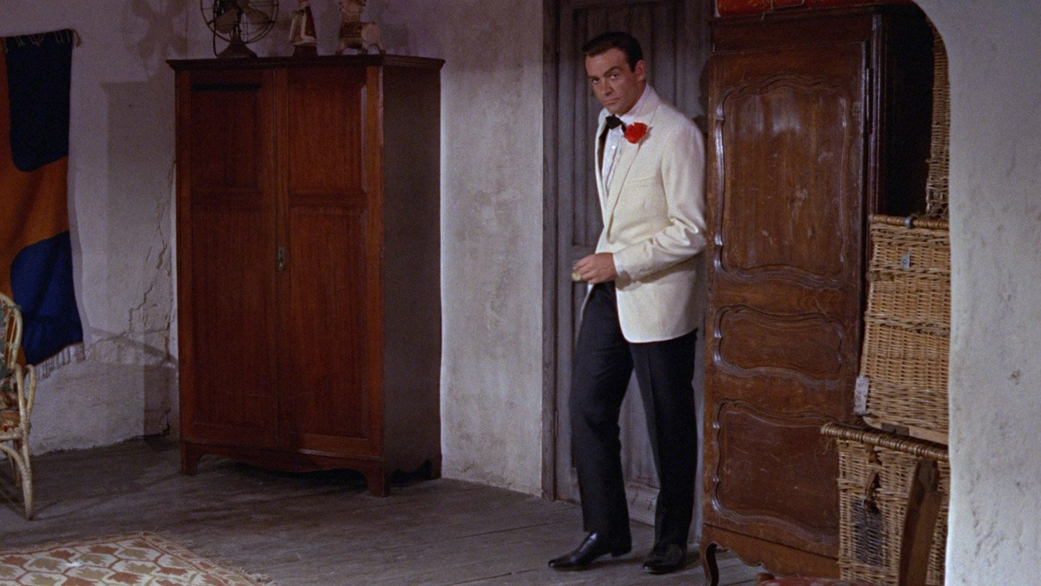 The White Dinner Jacket In Goldfinger The Suits Of James Bond