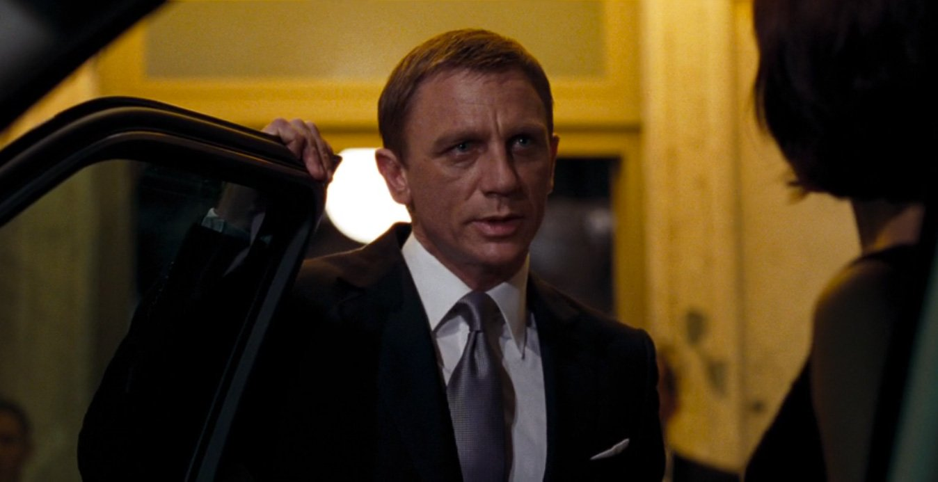 Quantum Of Solace Midnight Blue Suit The Suits Of James Bond