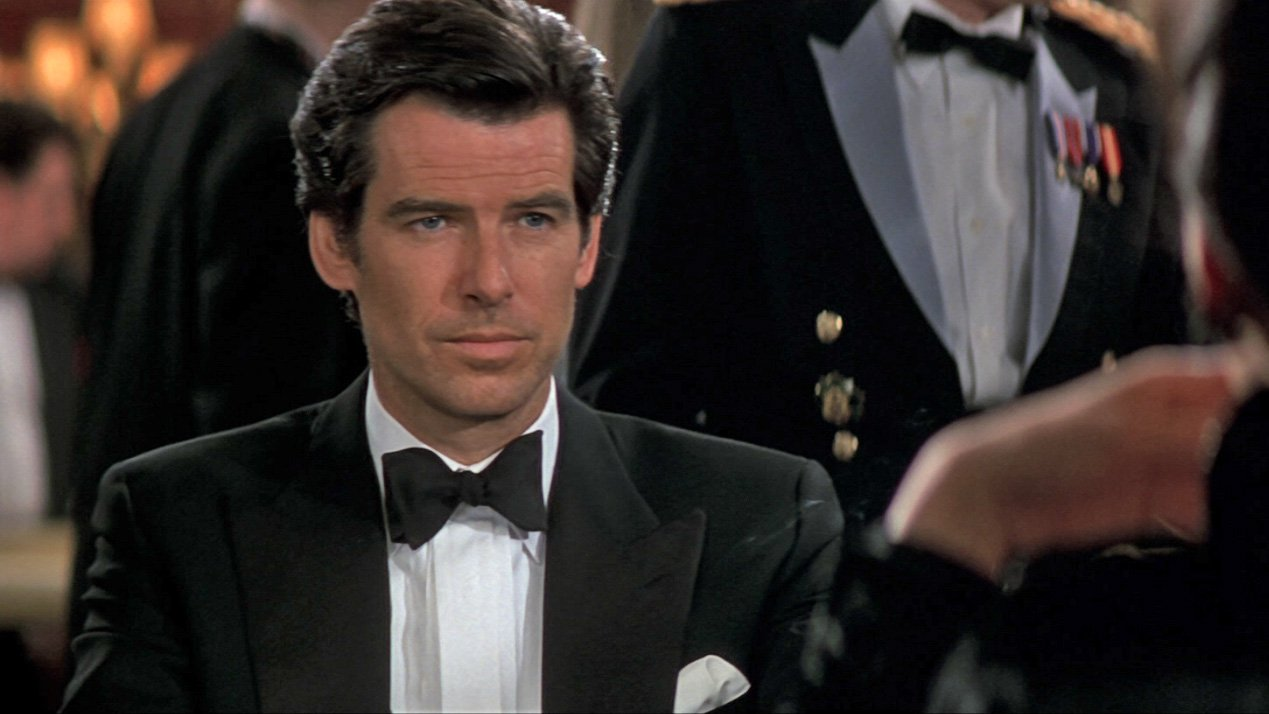 The Three Piece Dinner Suit In Goldeneye The Suits Of
