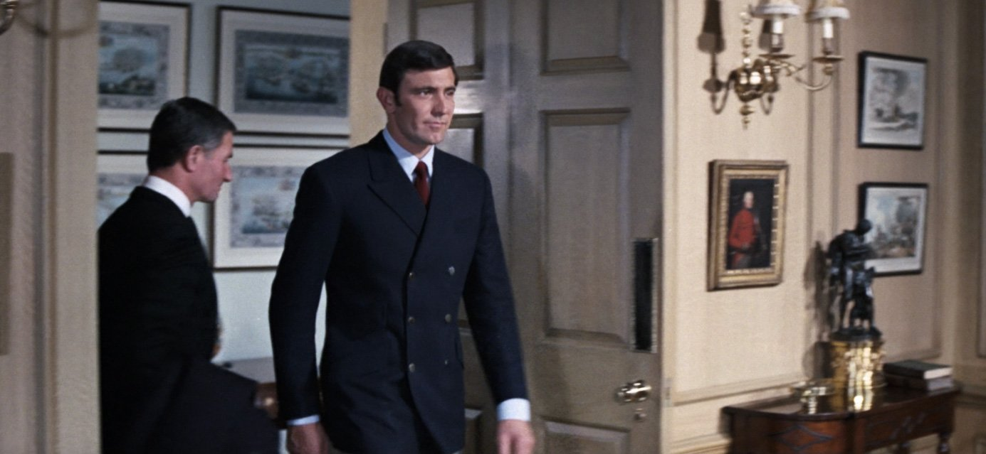 How to Button Your Suit Jackets and More – The Suits of James Bond