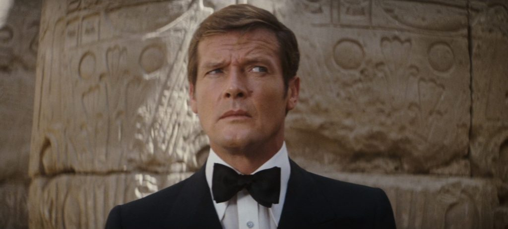 Roger Moore The Spy Who Loved Me