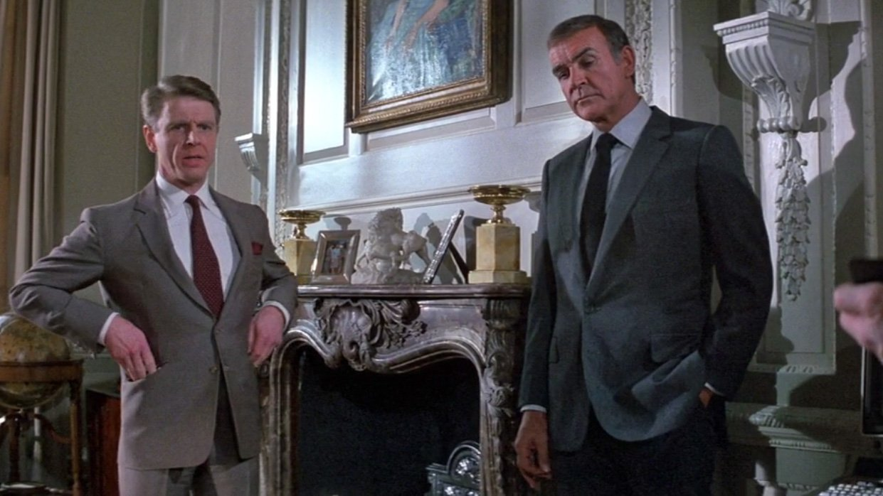 James Bond : Never Say Never Again (1983) Action, Adventure, Thriller