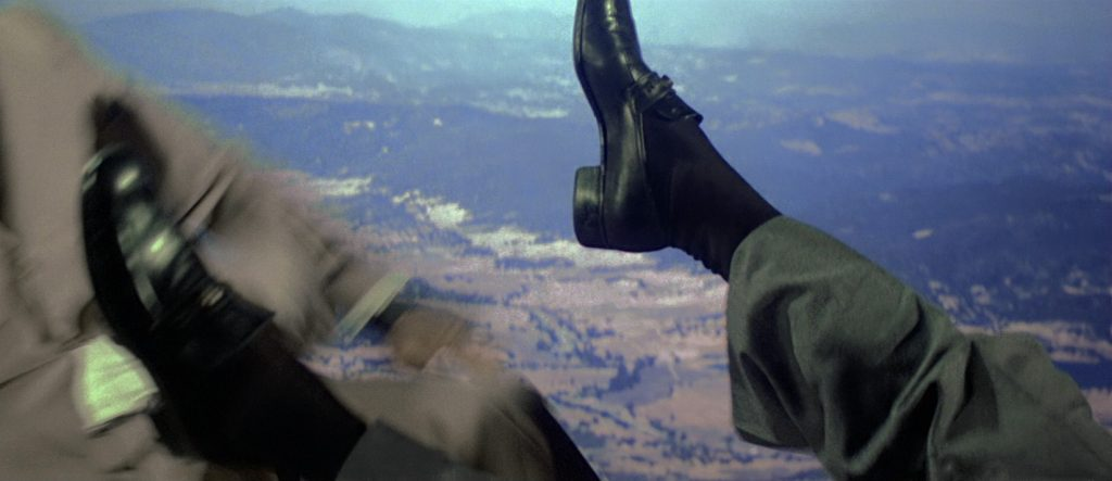 Roger Moore's Slip-Ons
