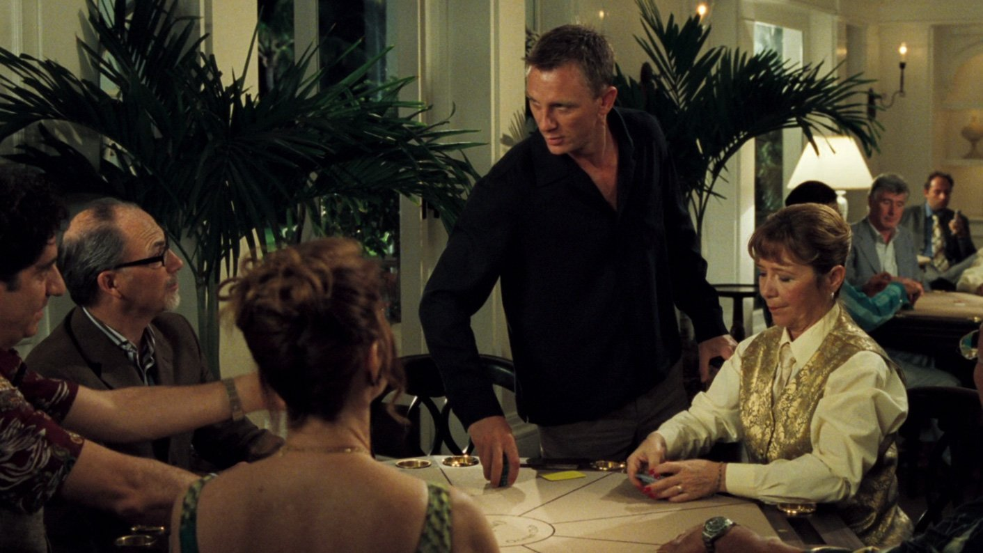 one and only casino royale
