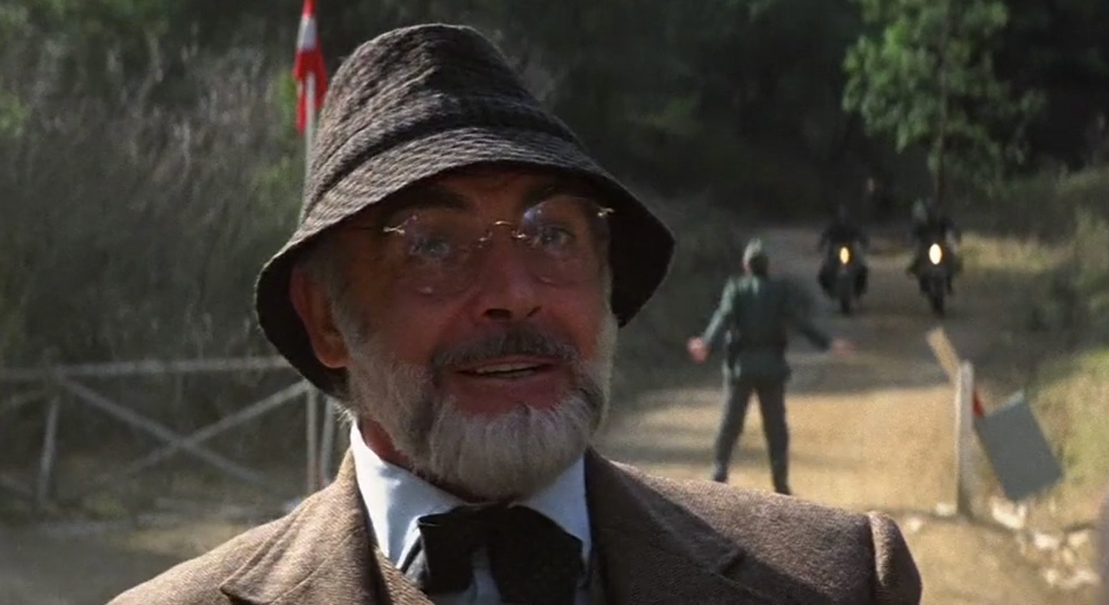 Image result for sean connery dr jones