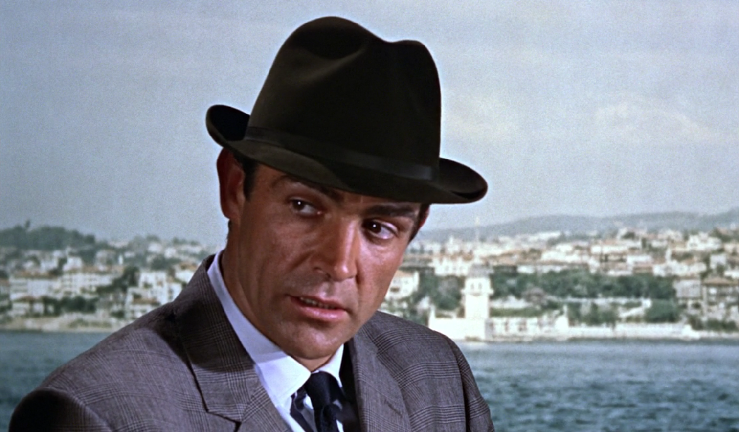 The Brown Trilby – The Suits of James Bond 55638d3fe9f
