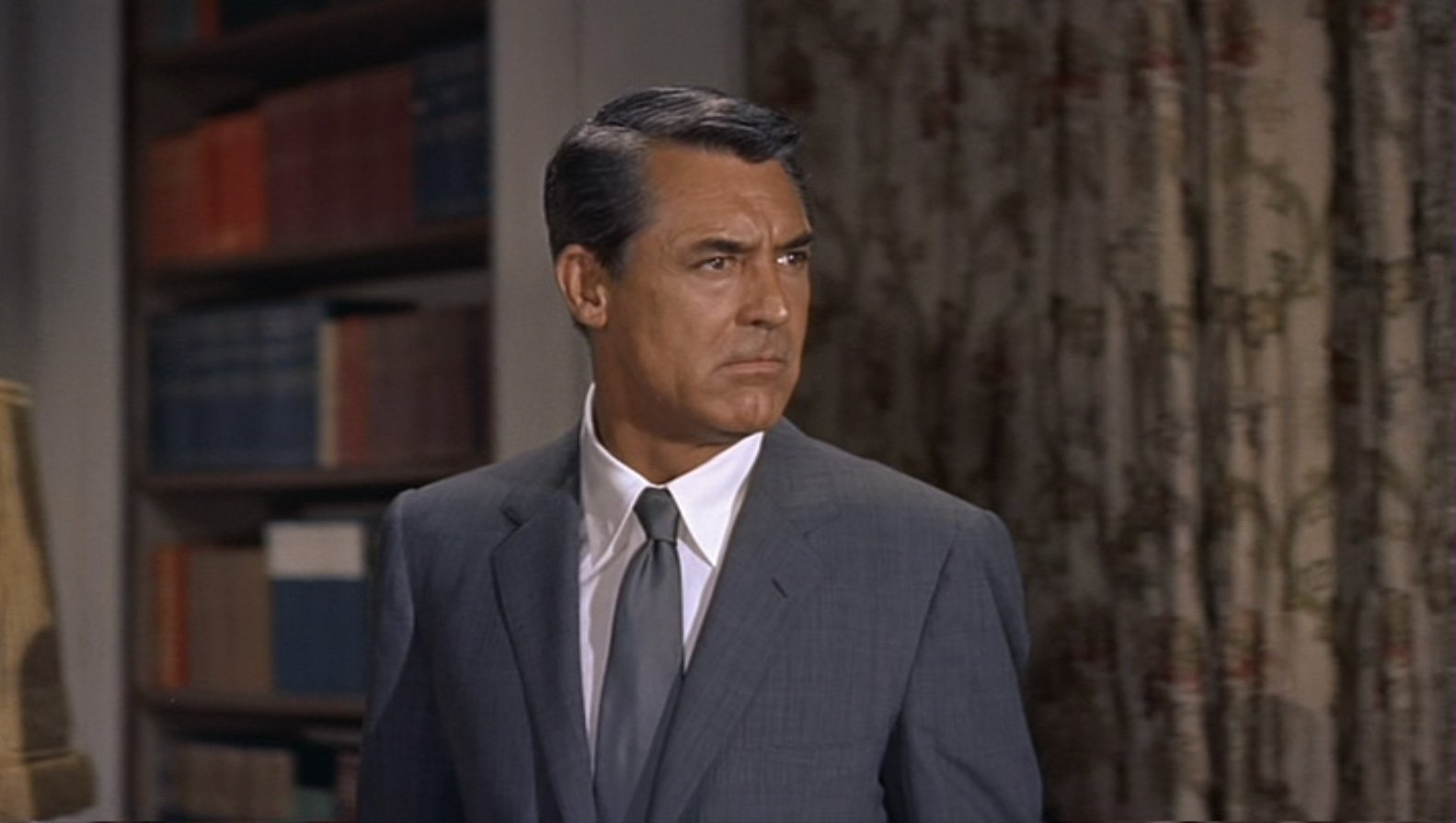 75b455c0 The Famous North By Northwest Suit – The Suits of James Bond