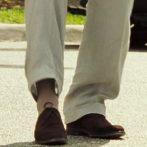 Grey-Linen-Suit-Shoes