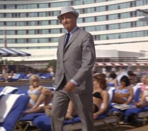 Goldfinger Felix Leiter