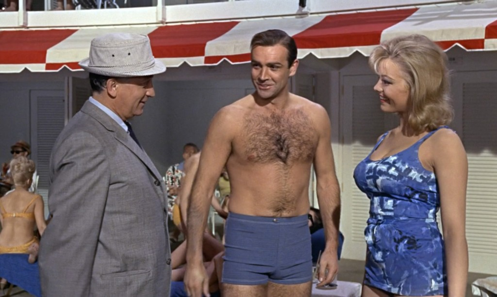 Goldfinger Swimming Trunks