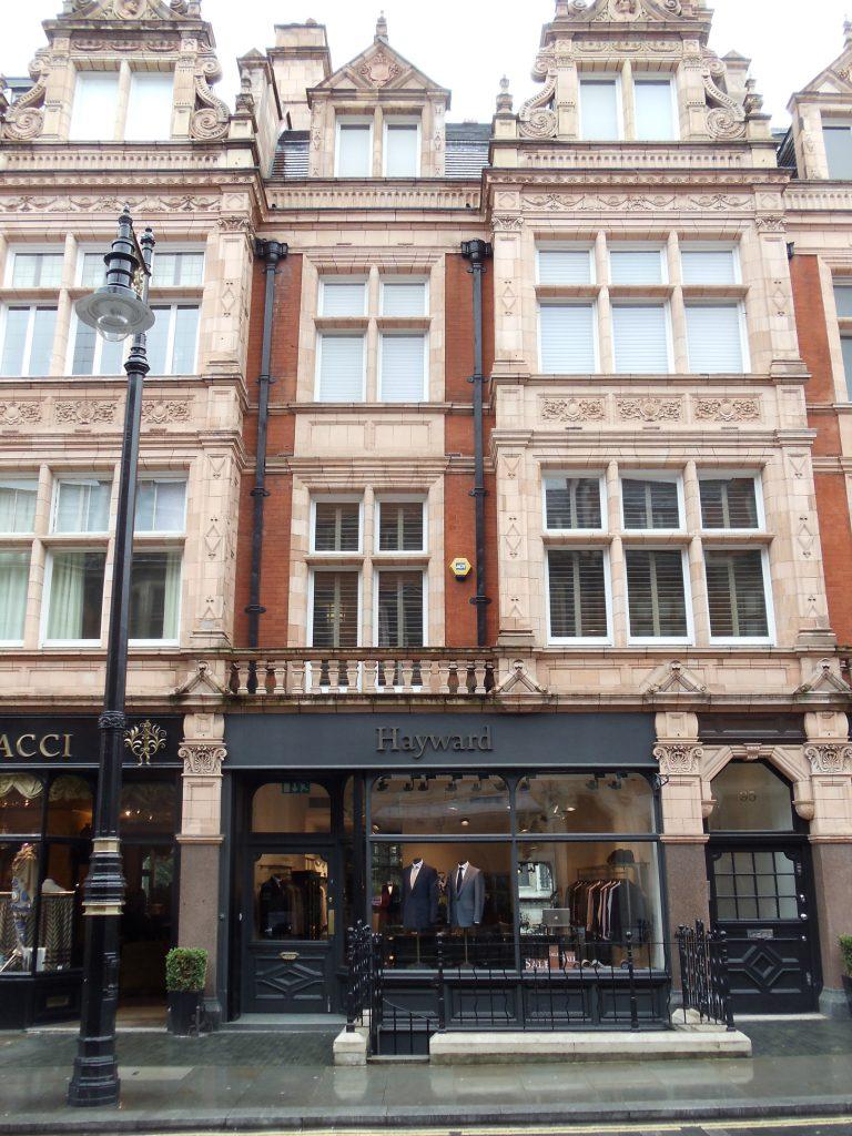 Douglas Hayward Shop