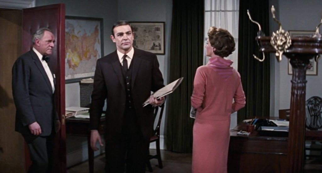 Connery Anthony Sinclair Brown Suit