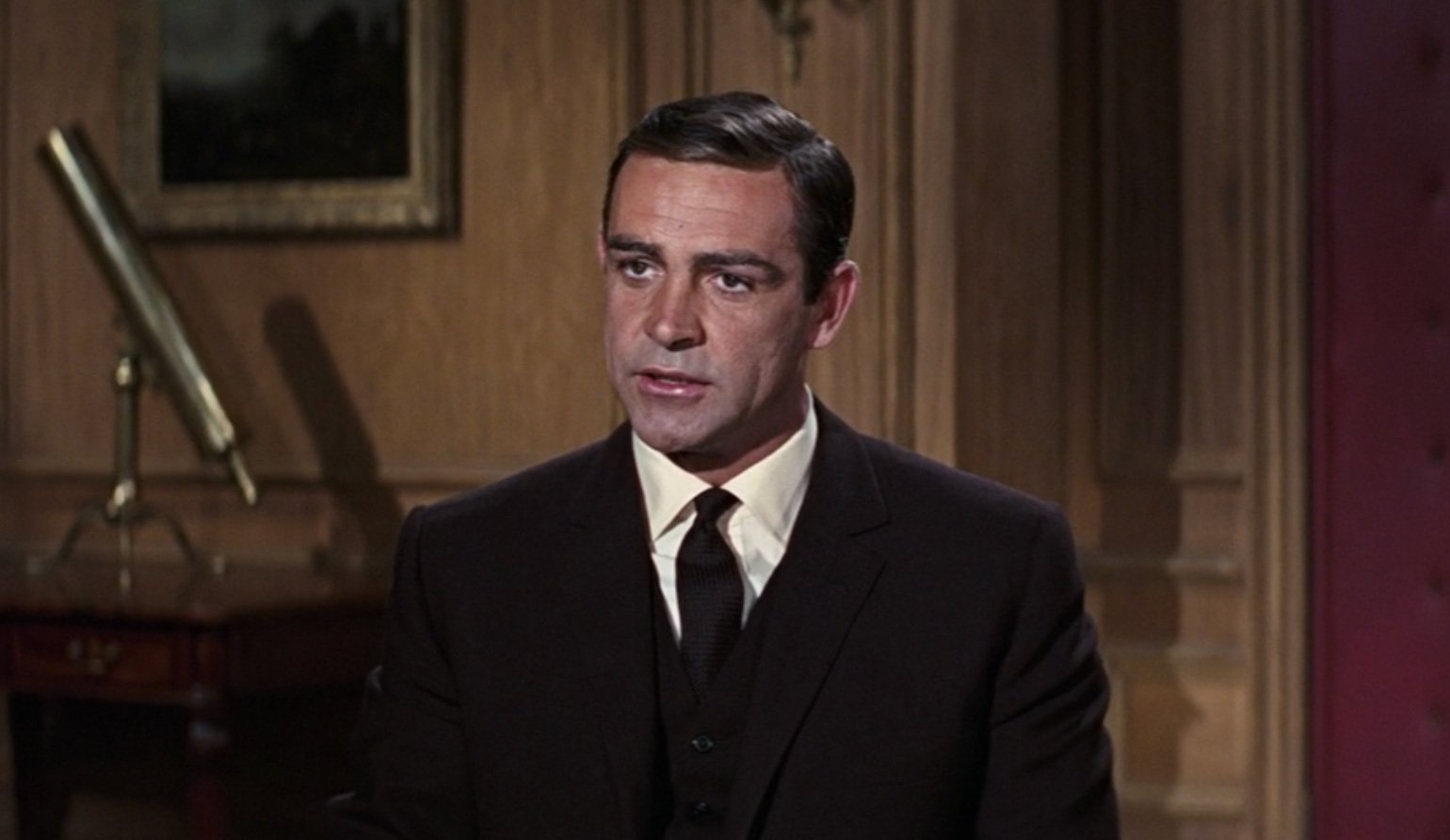 Brown in Town: A Three-Piece Mohair Suit in Thunderball – The