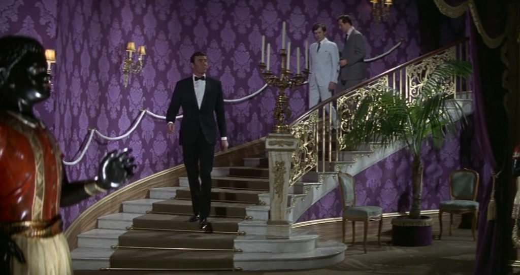George Lazenby Dinner Suit