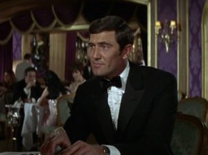 George Lazenby Dinner Suit