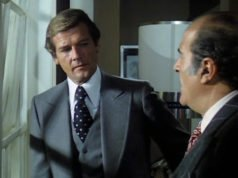 Roger Moore Street People Light Grey Suit