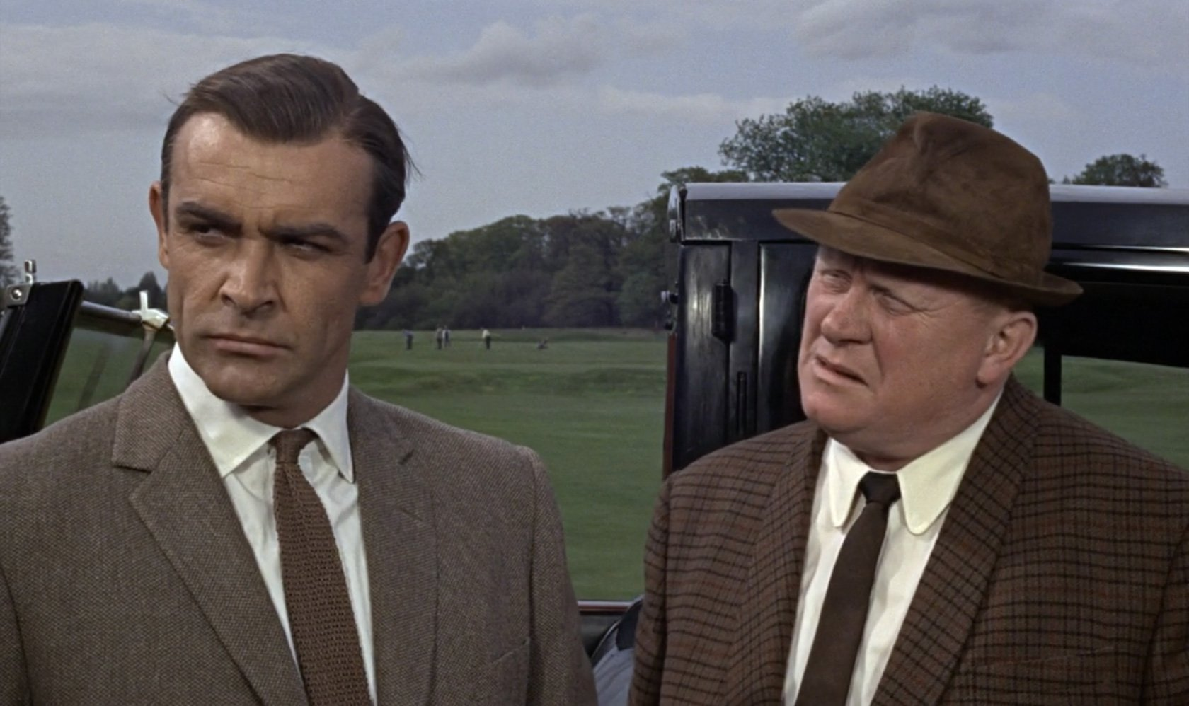 Goldfinger's Shawl-Collar Suit – The Suits of James Bond