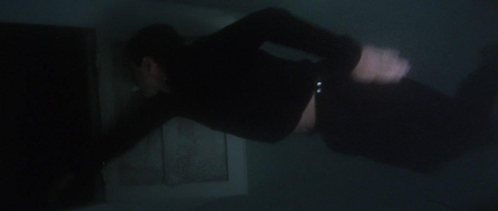 Thunderball Black Underwater