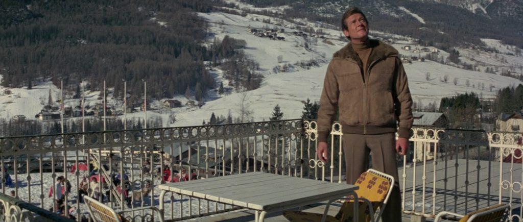 Cortina Shearling Blouson