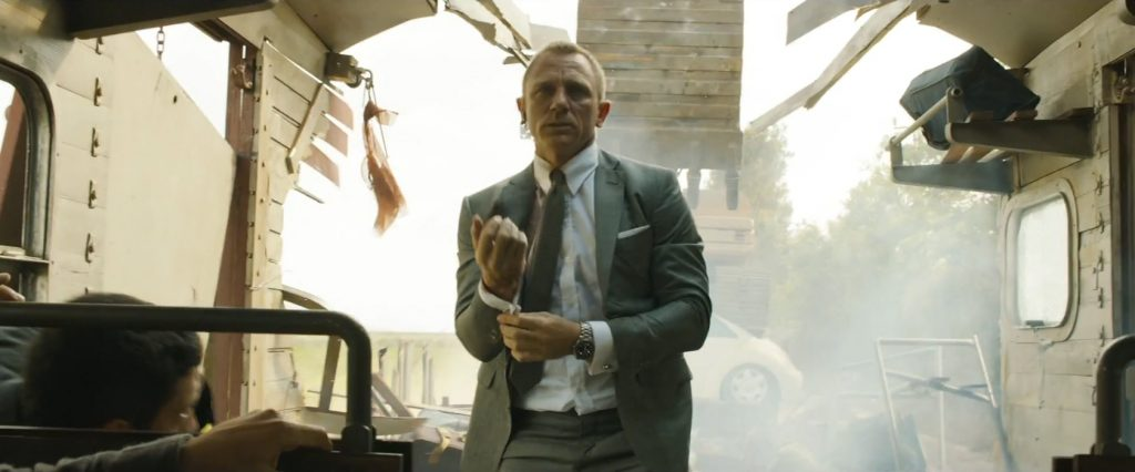 Skyfall Pick and Pick Suit