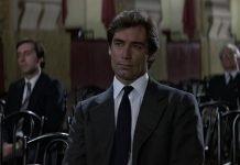 Timothy Dalton Grey Flannel Suit