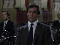 Timothy Dalton Grey Flannel Suit
