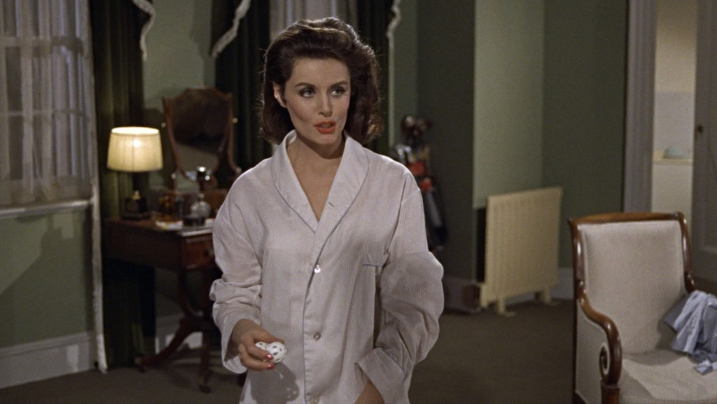 Bond's Flat--Sylvia Trench Pyjamas