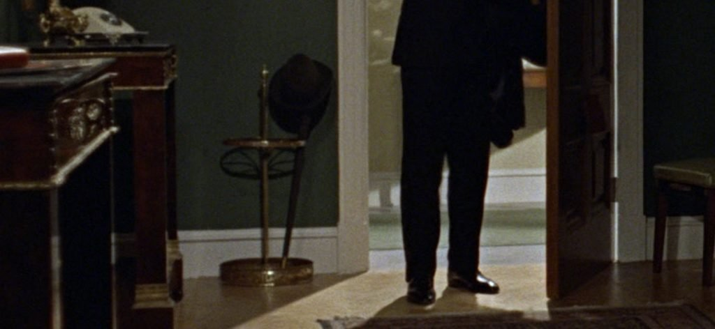 Bond's Flat--Umbrella Stand