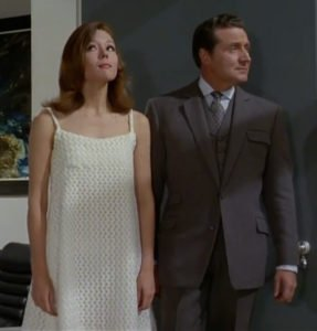 Avengers John Steed Grey Suit