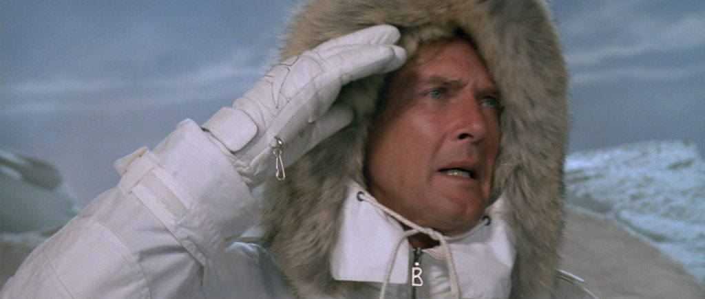 White Bogner Ski Suit