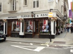 Turnbull & Asser Jermyn Street