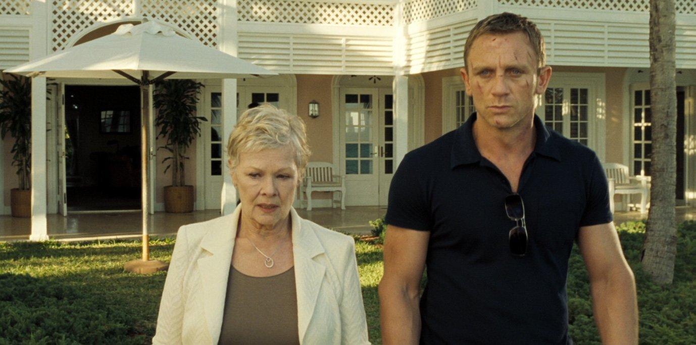 Daniel Craigs Casino Royale leap is James Bonds best