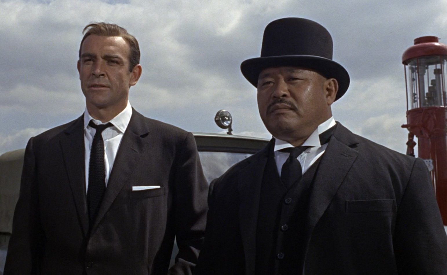 Odd Job: A Servant's Uniform –The Suits of James Bond