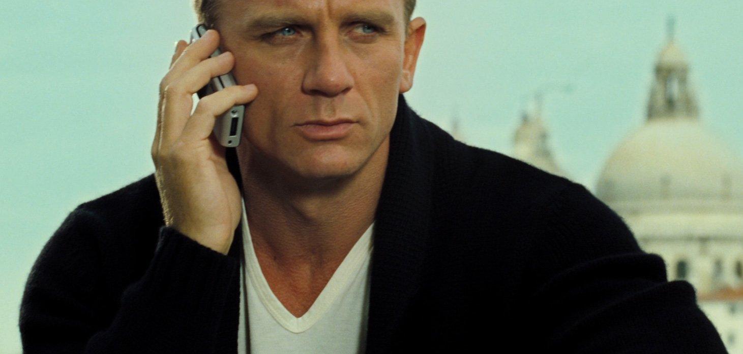 Shawl Collar Cardigan In Venice In Casino Royale Bond Suits
