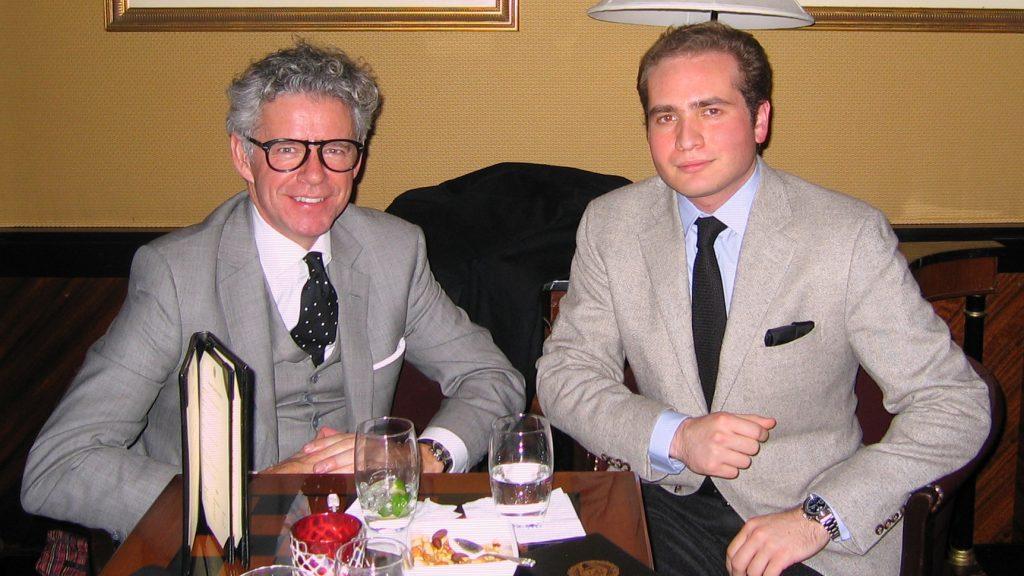 David Mason and Me