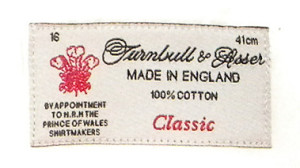 Turnbull-Asser-Label
