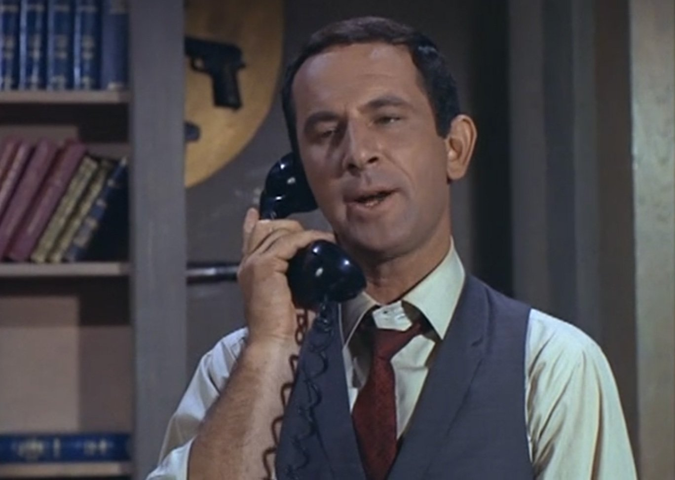Image result for don adams as maxwell smart