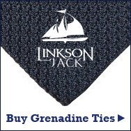 Buy grenadine ties from Linkson Jack