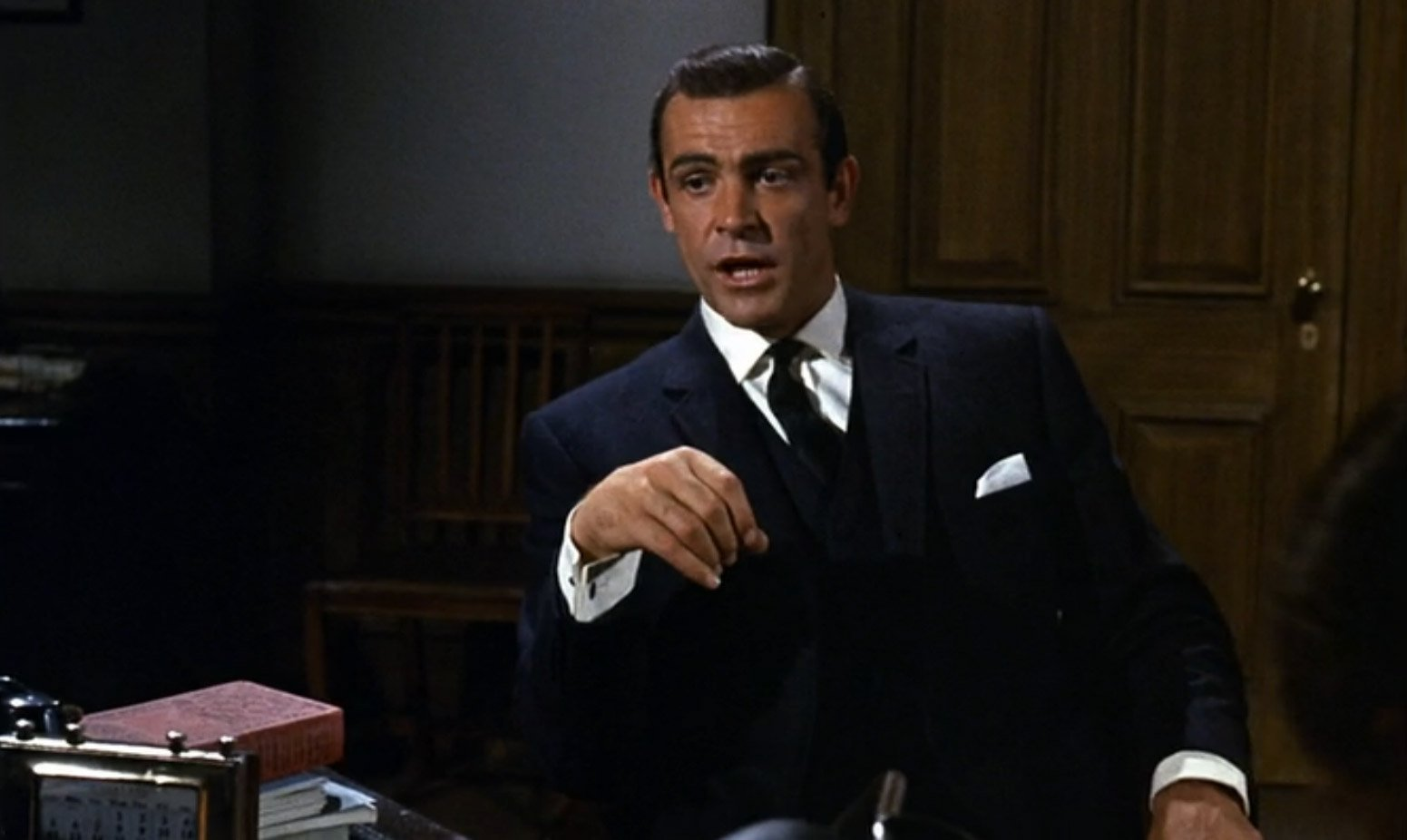 Woman of Straw: The Blue Suit from Goldfinger – The Suits of James ...