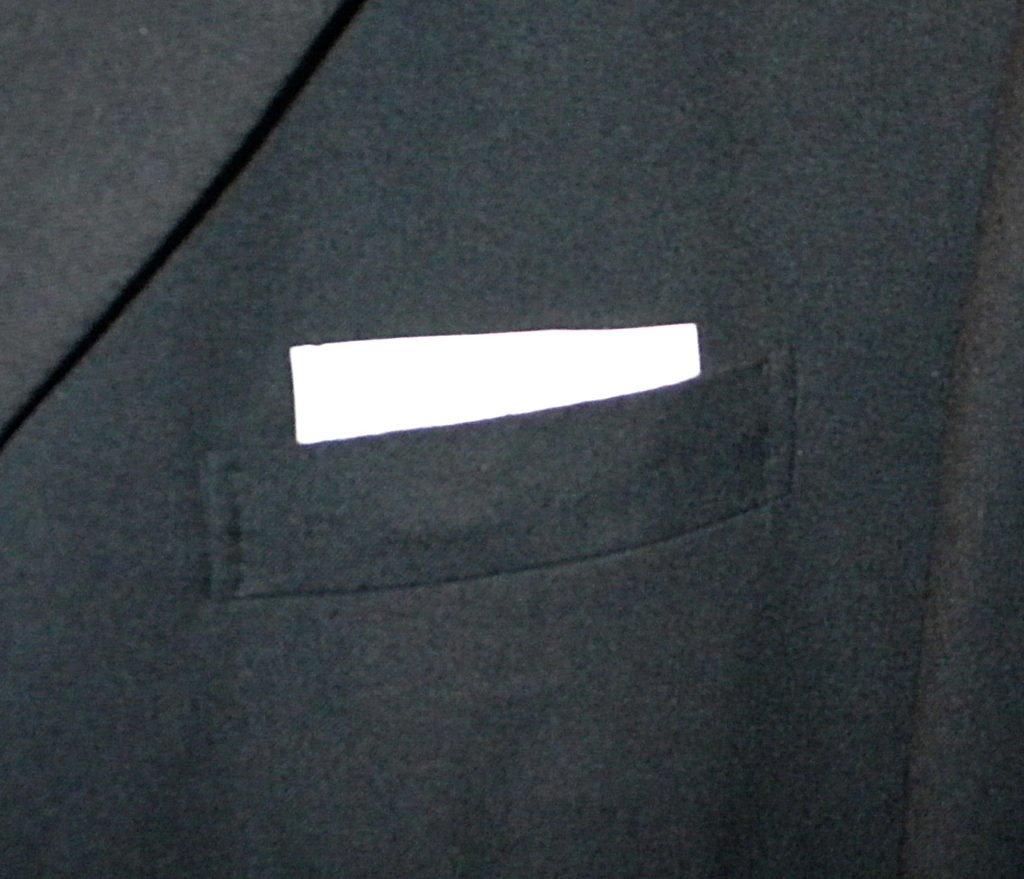 Handkerchief-in-pocket