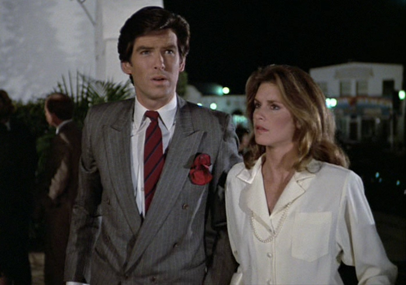 Remington Steele: The Double-Breasted Power Suit – The Suits of ...
