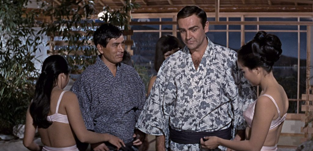 Bond-Tanaka-Kimono