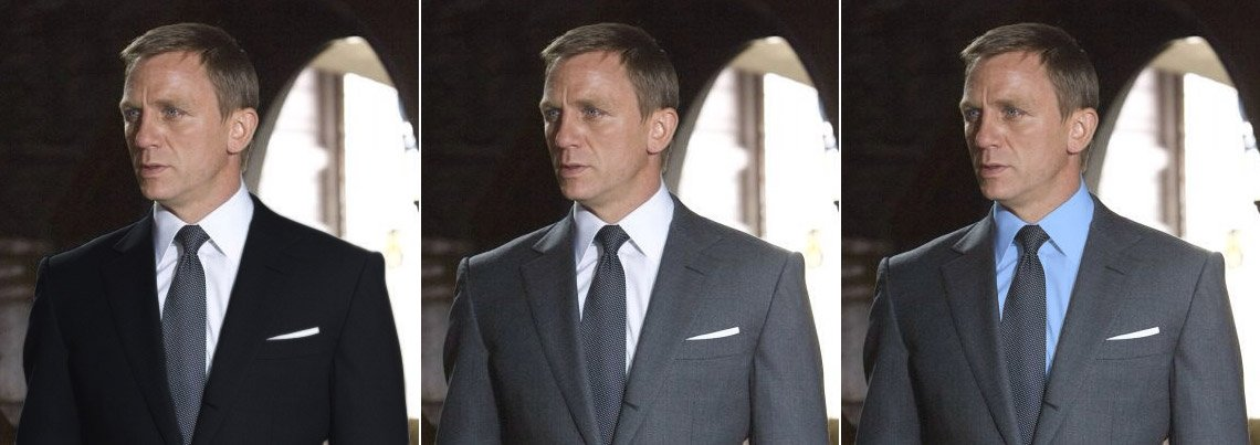 A Well-Cut Suit from a Cut Scene – The Suits of James Bond