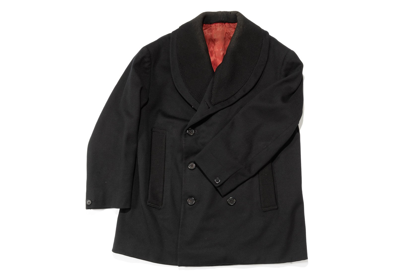 Ian Fleming's Pea Coat – The Suits of James Bond