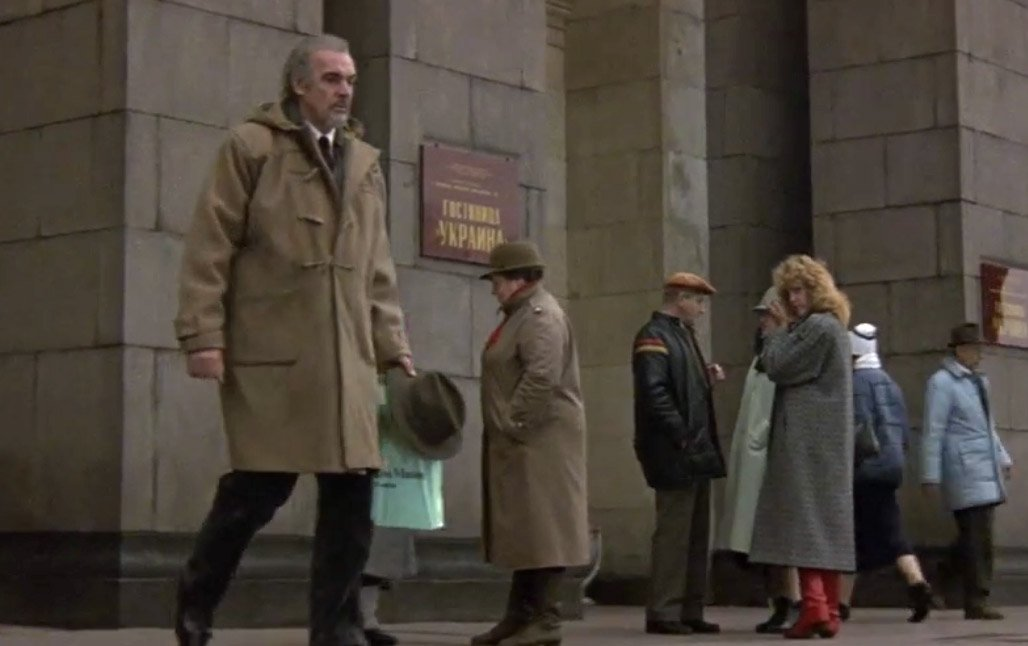 The Russia House: Blazer and Duffle Coat – The Suits of James Bond