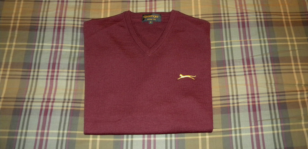 Slazenger-Legend-Jumper