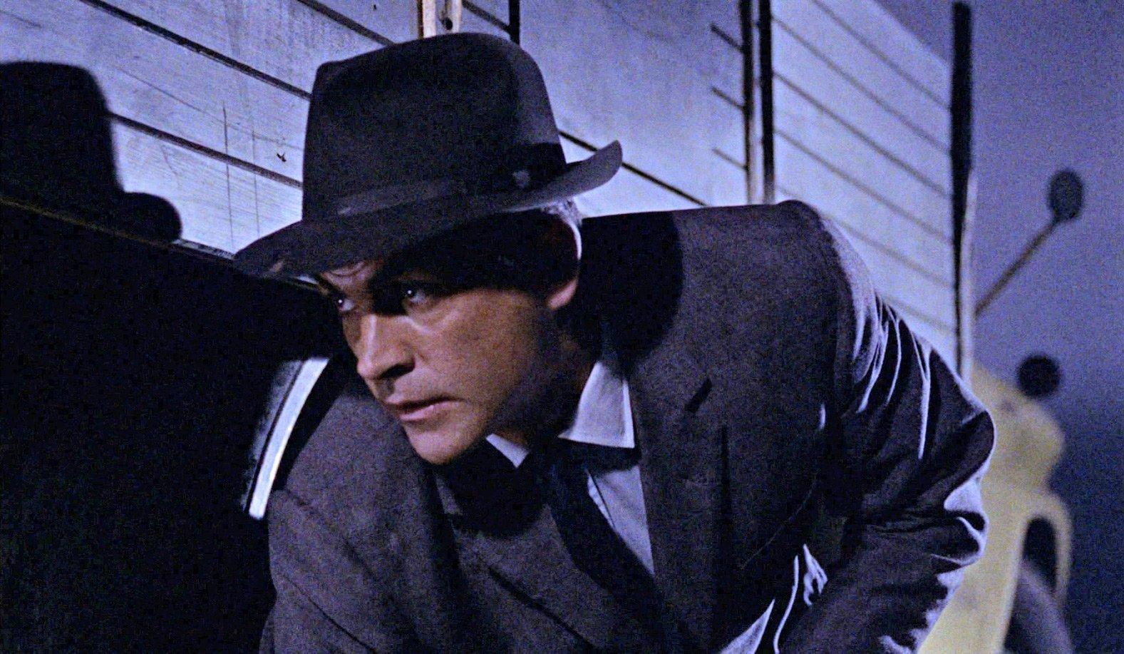 a97b5c733 Captain Nash's Grey C-Crown Trilby – The Suits of James Bond