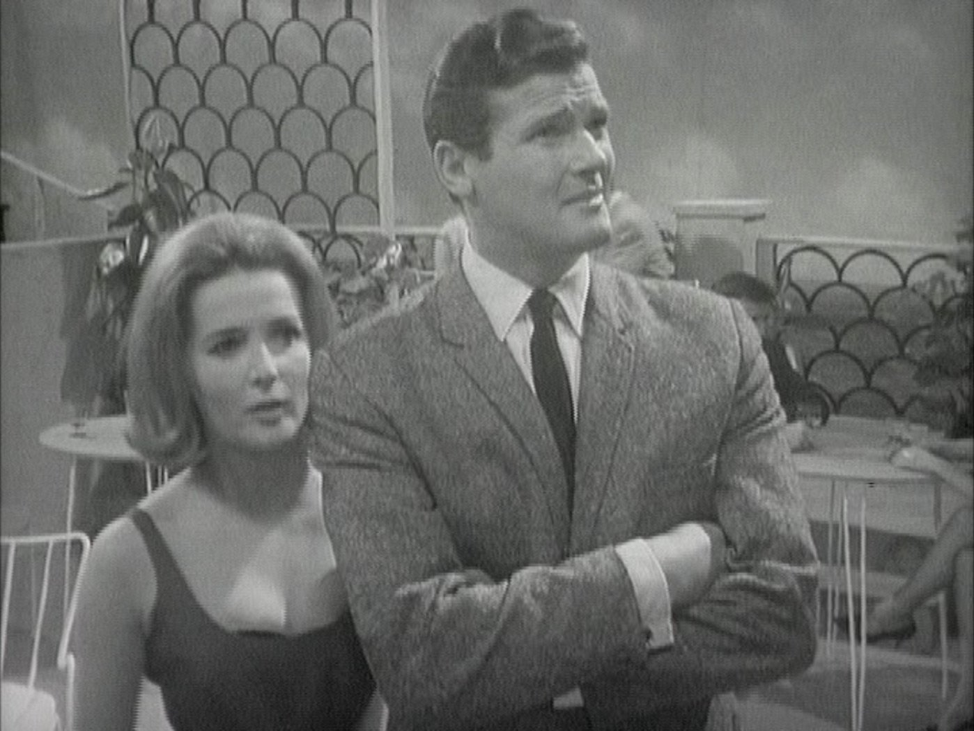 mainly millicent roger moore 39 s first appearance as james. Black Bedroom Furniture Sets. Home Design Ideas