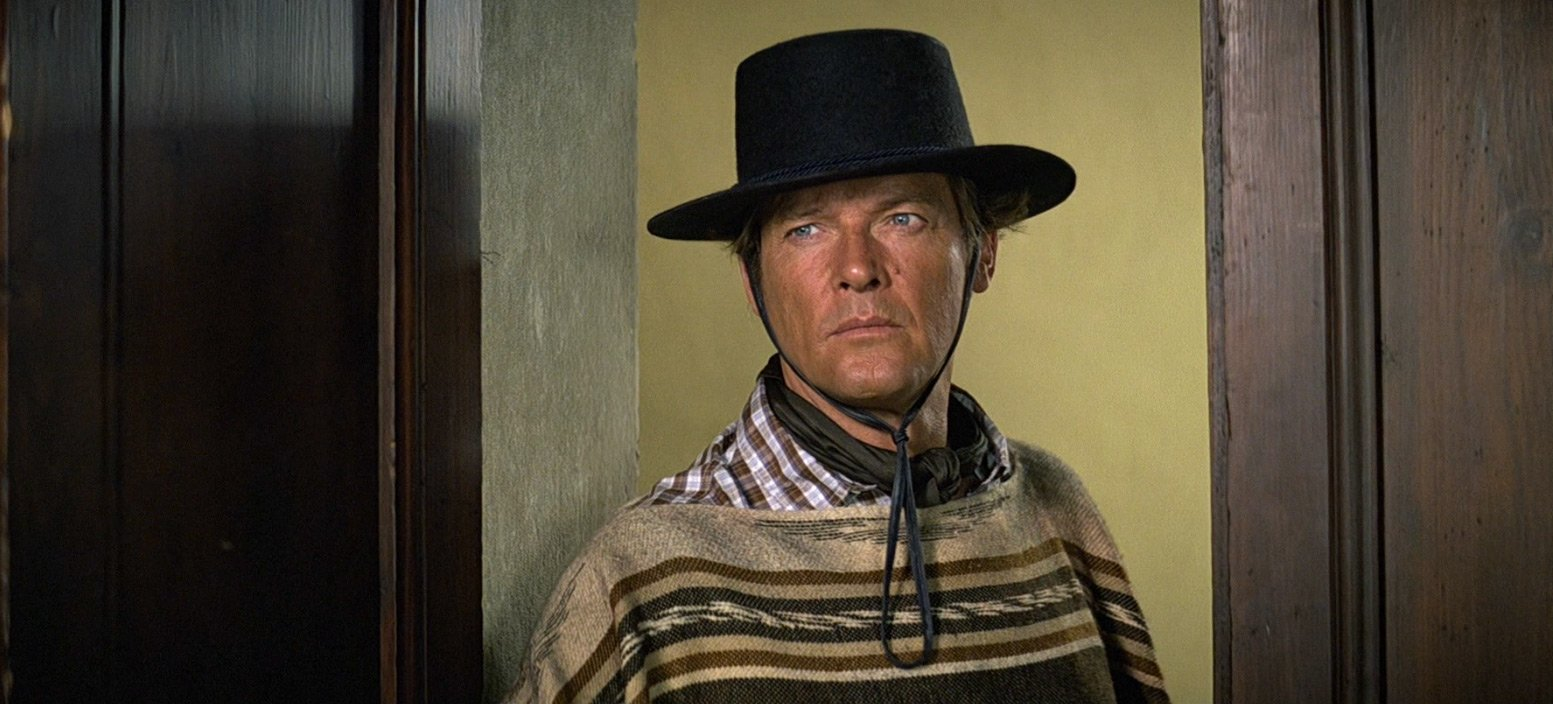 A Poncho and Sombrero on Horseback – The Suits of James Bond